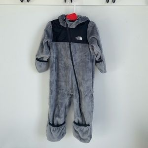 The North Face Kids Baby Infant Oso One Piece